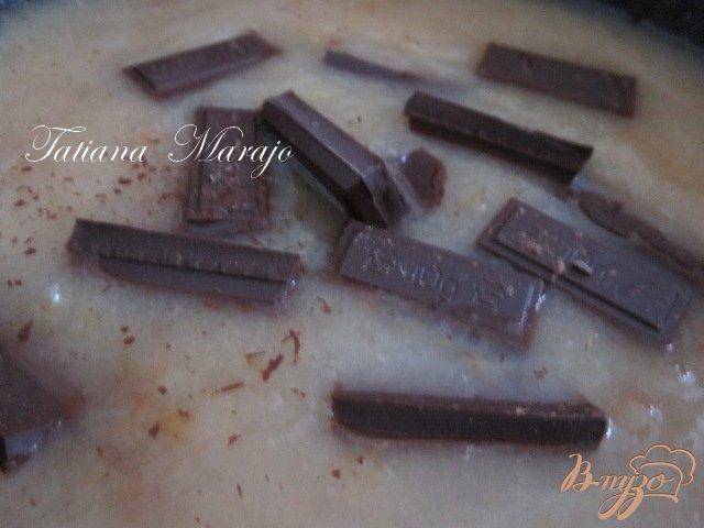 Фото приготовление рецепта: Яблочно-шоколадный джем шаг №2