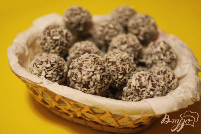 Фото приготовление рецепта: Кокосовые пирожные шаг №10