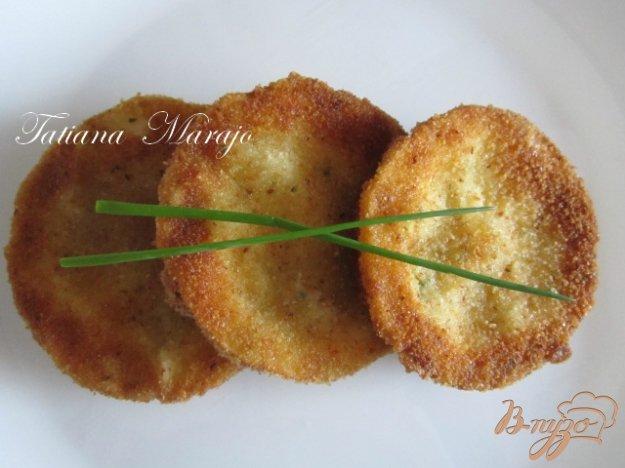 Рецепт Кабачки в панировке