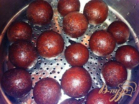 Гулаб  джамуны - индийская сладость