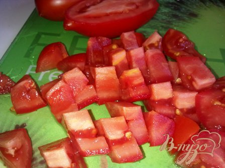 Салат из шпрот с овощами