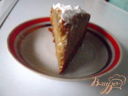 Рецепт Кабачковый кекс с орехами и корицей