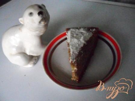 Кабачковый кекс с орехами и корицей
