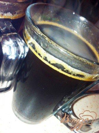 Ребрышки в пикантном, кофейном соусе