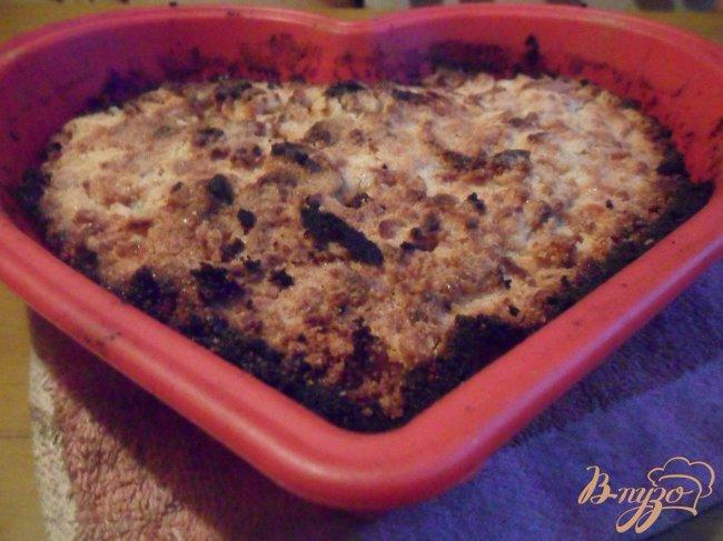 Фото приготовление рецепта: Болгарский яблочный пирог шаг №6