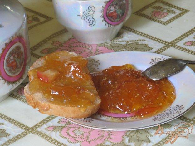 Рецепт Варенье из физалиса и яблок