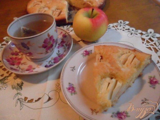 Рецепт Венский яблочный пирог