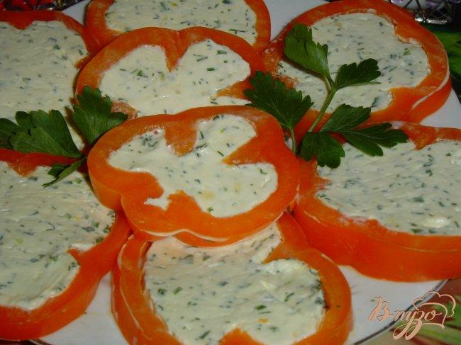 Фото приготовление рецепта: Закусочка для фуршета шаг №6