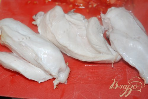 Фрикасе из курицы