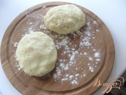 Картофельные зразы с семгой