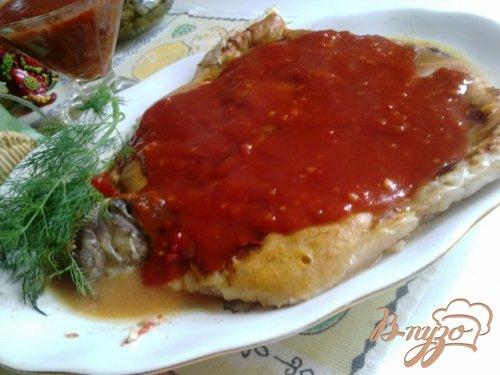 Кисло-сладкий соус к рыбе