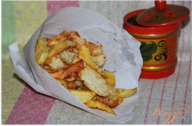 """Рецепт Картошка """"Potatoes"""""""