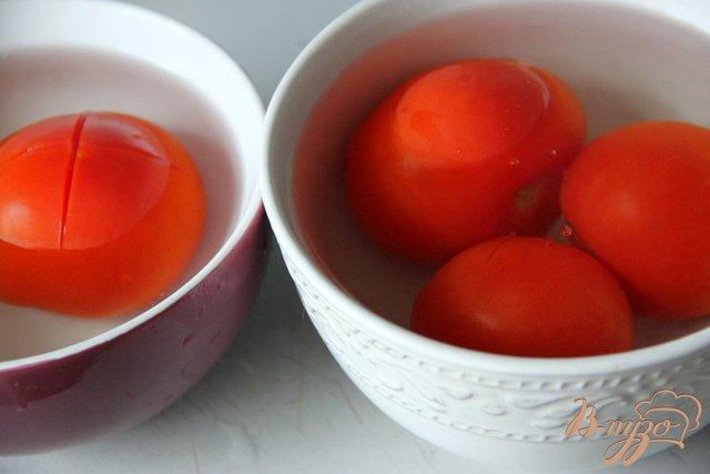 Фото приготовление рецепта: Восточный суп с фаршем шаг №4