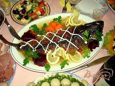 фото рецепта: Фаршированная рыба