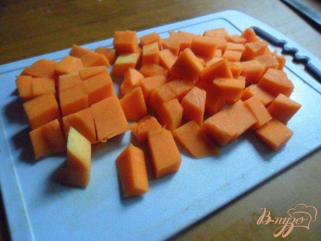 Фото приготовление рецепта: Тыковник шаг №1