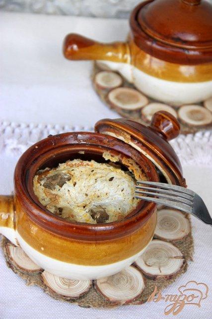 Фото приготовление рецепта: Мясо по-тоскански шаг №6