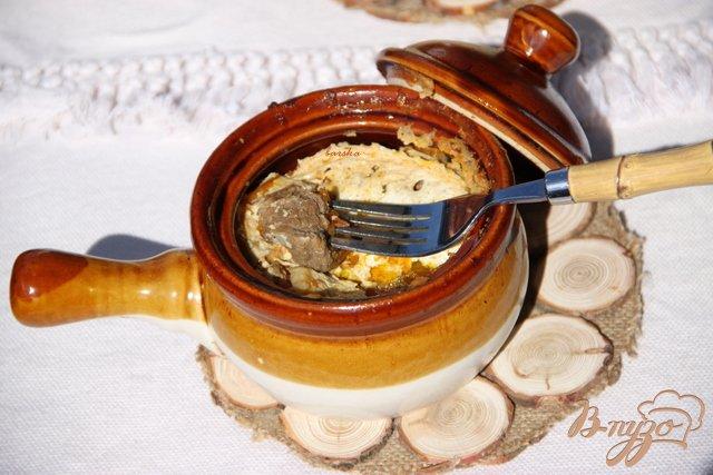Фото приготовление рецепта: Мясо по-тоскански шаг №5