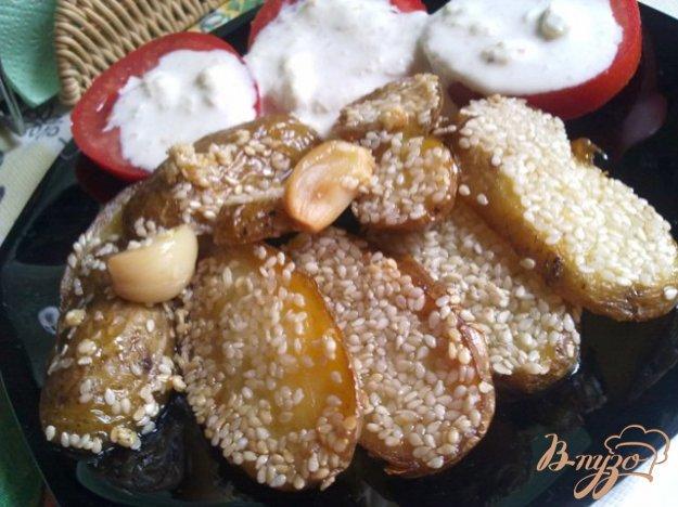 Рецепт Картошечка с сезамом