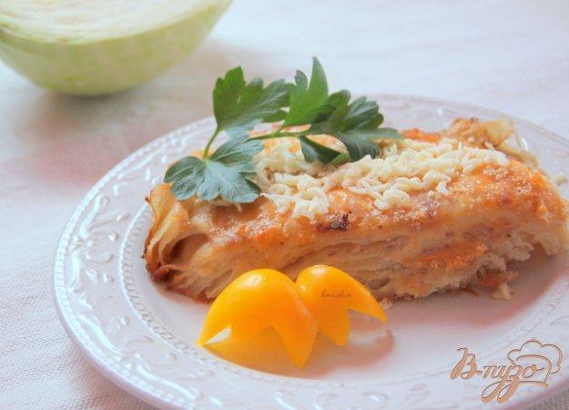 Рецепт Капуста по-румынски