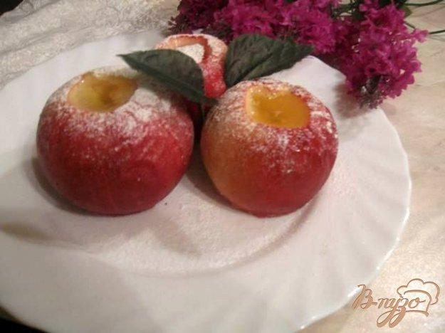 Рецепт Яблоки запеченные с медом