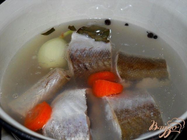 Фото приготовление рецепта: Рыбный соус белый классический шаг №1