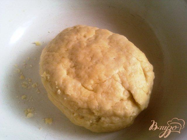 Фото приготовление рецепта: Чебуреки с тыквой шаг №2