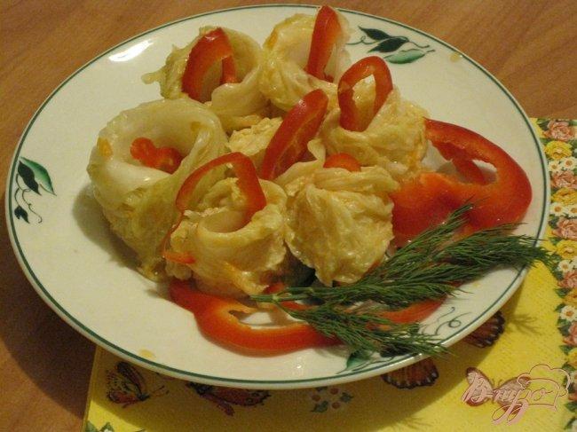 Фото приготовление рецепта: Кимчи шаг №4