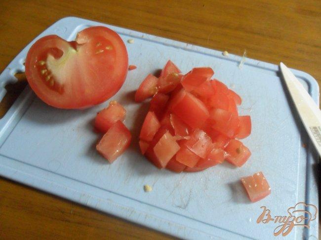 Фото приготовление рецепта: Овощной суп с фрикаделькаим шаг №5