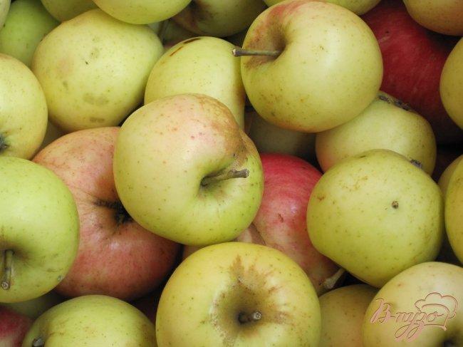 Фото приготовление рецепта: Нежный яблочный джем шаг №1