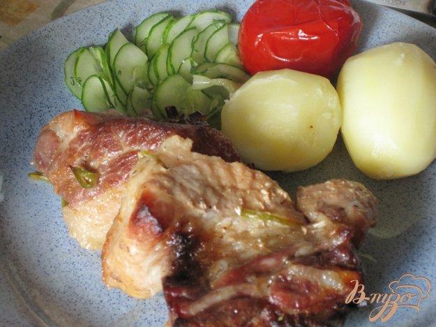 фото рецепта: Свиные ребрышки.