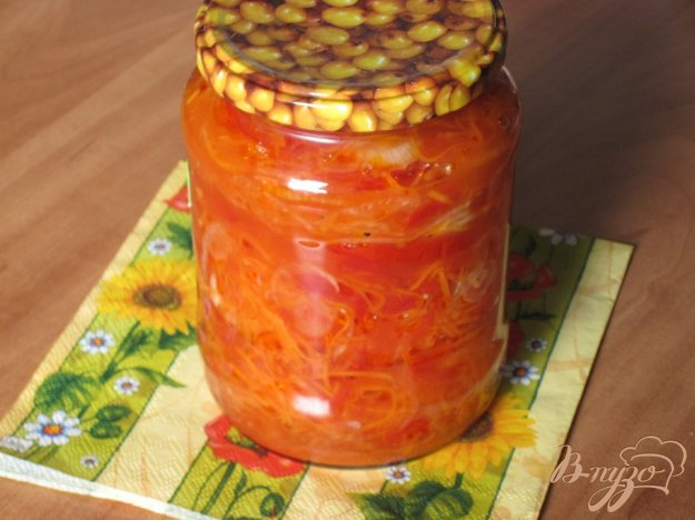 Рецепт Зимний салат.