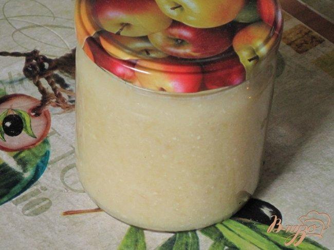 Фото приготовление рецепта: Яблочный джем -
