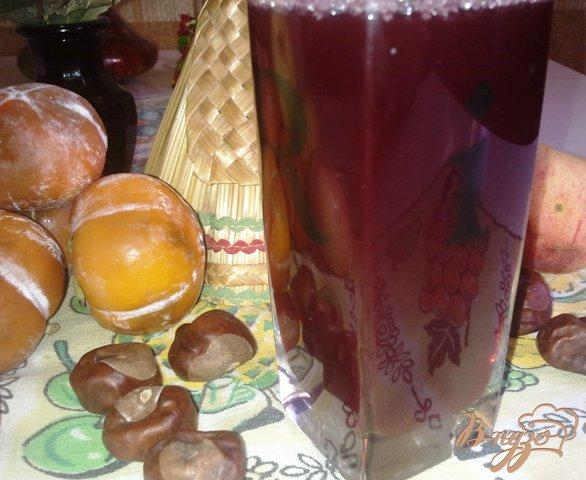 Рецепт Витаминный морс