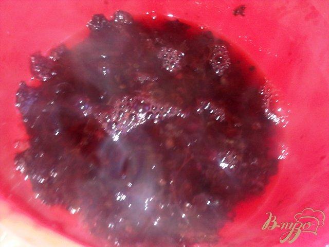 Фото приготовление рецепта: Витаминный морс шаг №5