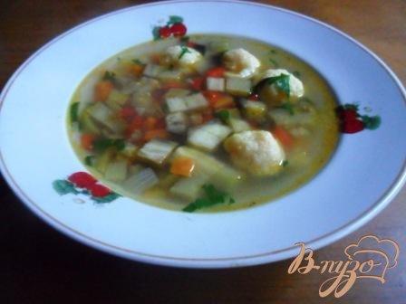 Сырные шарики. Быстрый болгарский суп.