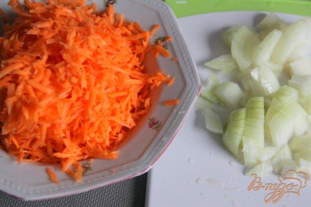 Фото приготовление рецепта: Японский морковный суп-пюре шаг №1