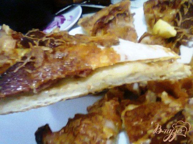 Рецепт Пицца с копченостями.