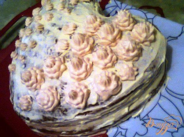 Рецепт Вкуснейший торт «Прага»