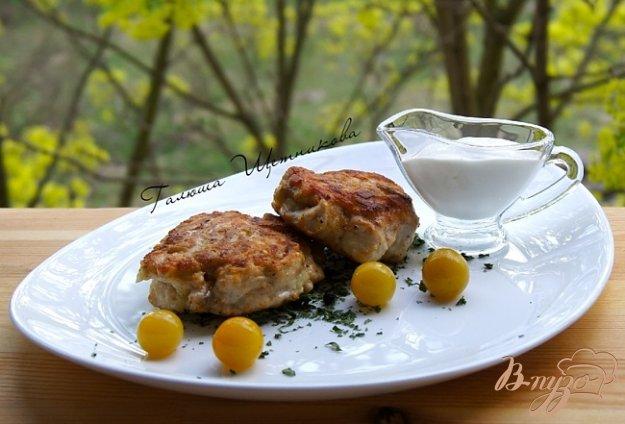 Рецепт Рубленые куриные котлеты