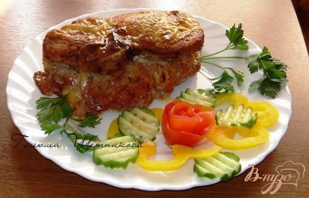 Рецепт Кармашки с начинкой