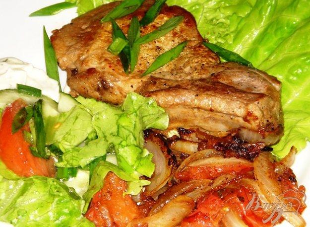 Рецепт Мясо в соевом соусе