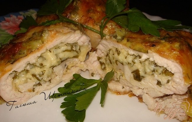 Фото приготовление рецепта: Зразы куриные шаг №7