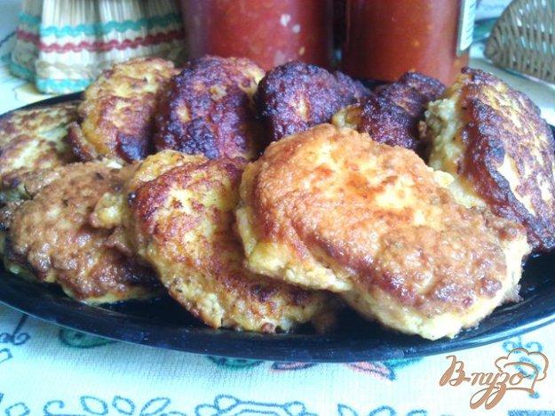 Рецепт Картофельно-мясные кнедли