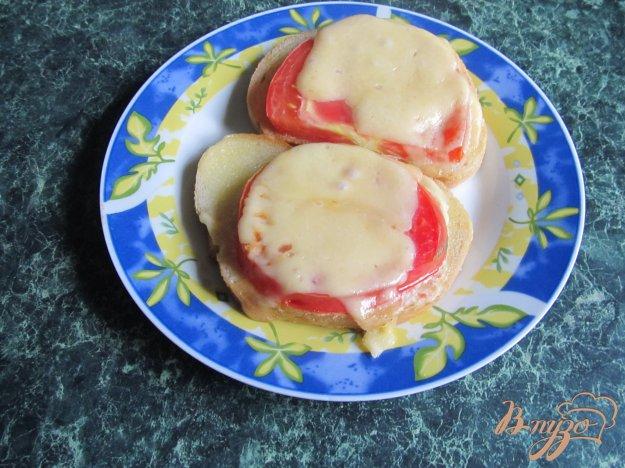 Рецепт Бутерброды в микроволновке