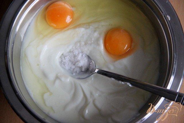 Фото приготовление рецепта: Болгарская лепешка с брынзой шаг №1