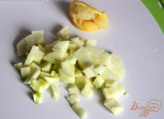 Фото приготовление рецепта: Рийет из лосося  Rillettes de saumon шаг №4
