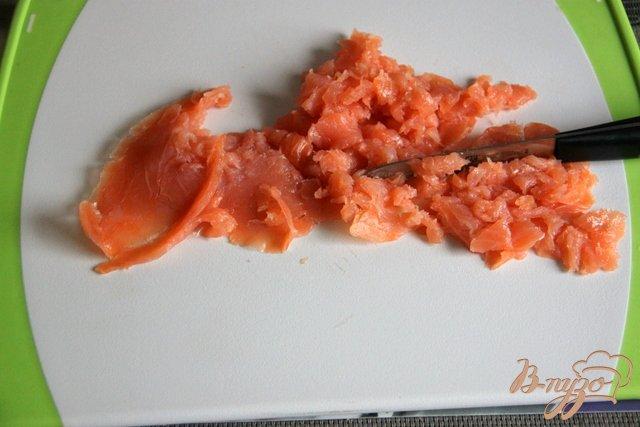 Фото приготовление рецепта: Рийет из лосося  Rillettes de saumon шаг №2