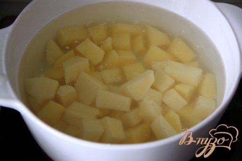 Восточный суп с фаршем
