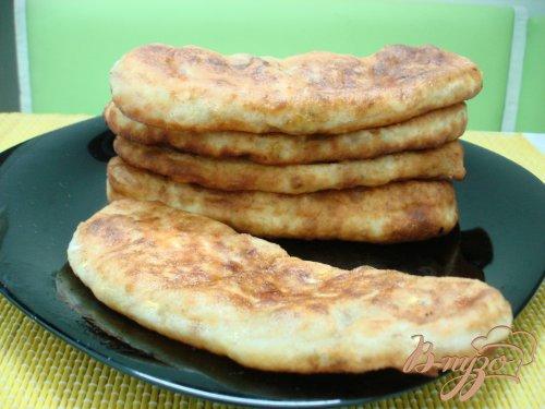 Пирожки жареные-лапоточки