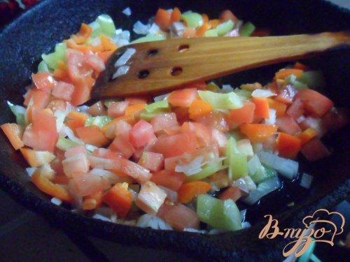 Овощной суп с фрикаделькаим